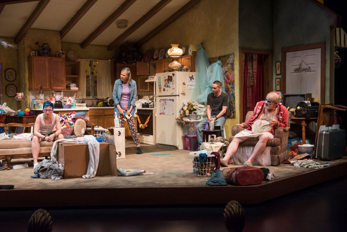 A Kitchen Sink Drama With An Identity Crisis: A Review of Hir at Steppenwolf Theatre Company